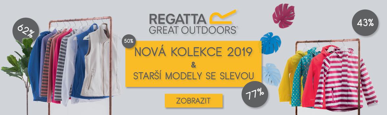 Jarní kolekce 2019 a výprodej starších modelů.