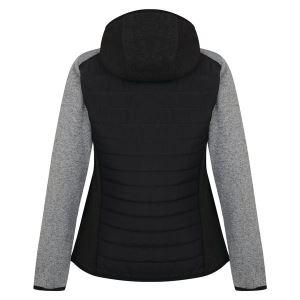 Dámská svetrová mikina Dare2b  REFINERY černá/šedá