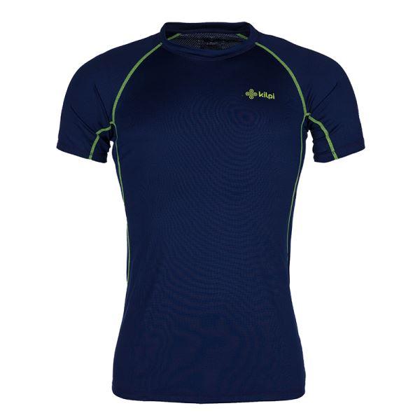 Pánské tričko KILPI RAINBOW-M tmavě modrá (kolekce 2018)