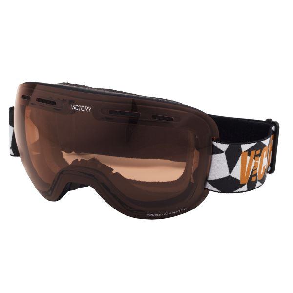 Pánské lyžařské brýle Victory SPV 611 černá