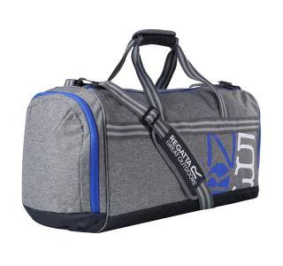 Cestovní taška Regatta BURFORDDUFFLE 60L šedá