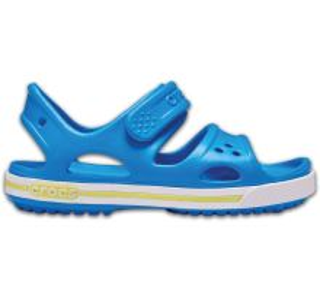 Dětské sandály Crocs Crocband™ II modrá/zelená