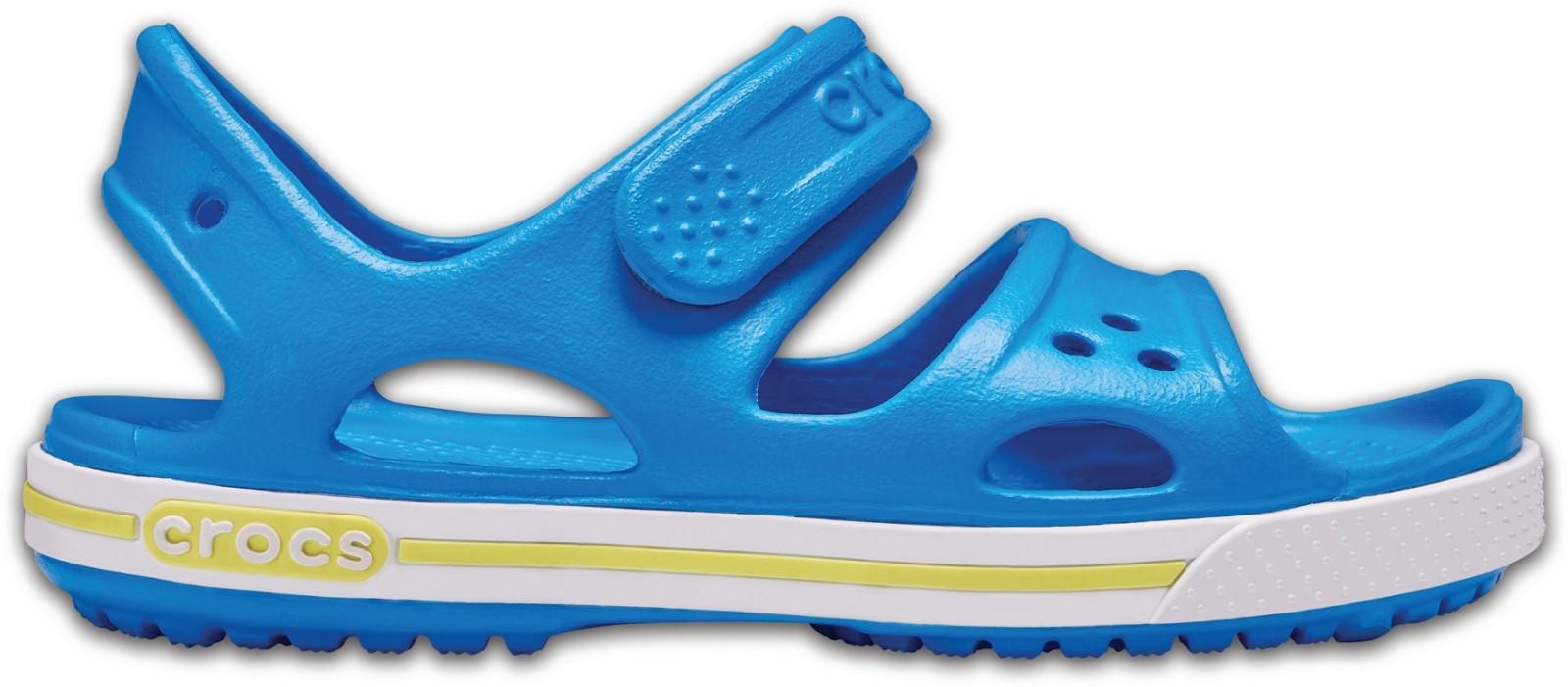 73ebc3105a9 Dětské sandály Crocs Crocband™ II modrá zelená