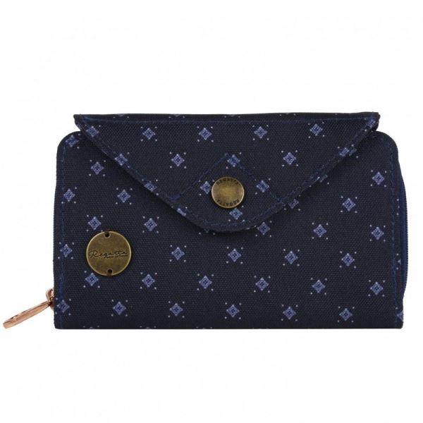 Dámská peněženka Regatta ELSIE  tmavě modrá