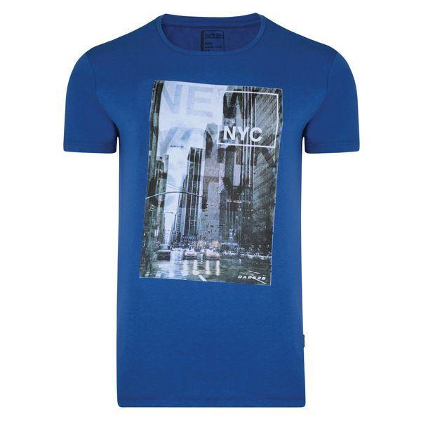 Pánské tričko Dare2b METROPOLIS Tee modrá