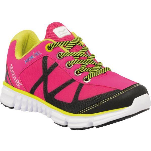 Dětské boty Regatta HYPER-TRAIL Low růžová