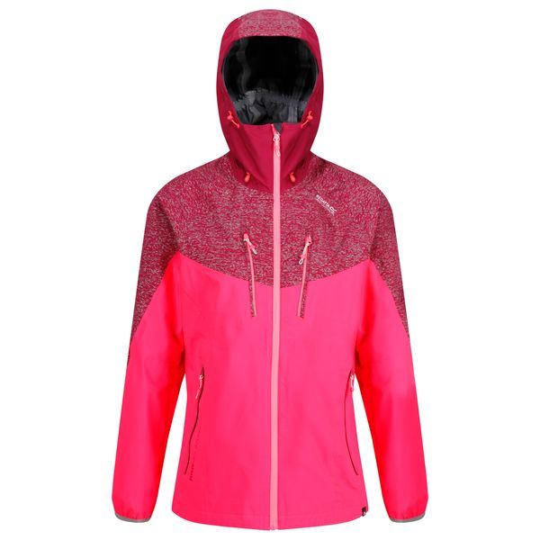 Dámská bunda Regatta MONTEGRA II růžová