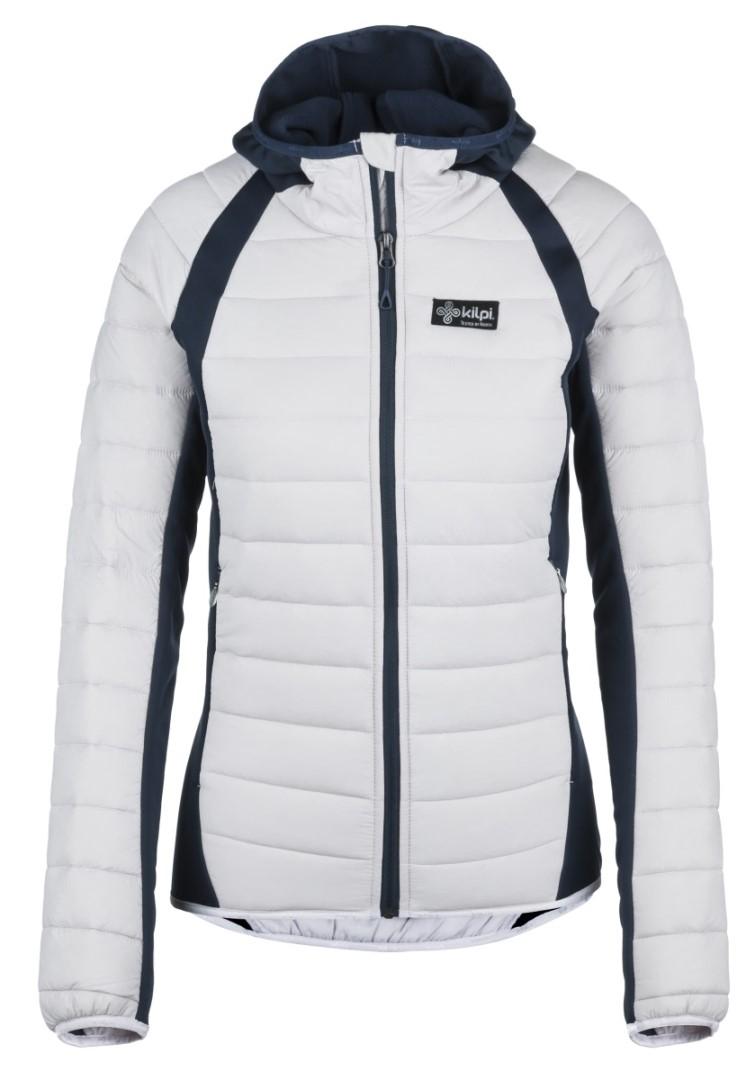 Dámská zimní prošívaná bunda KILPI ADISA-W fialová (kolekce 2019) 40 ... 0a7498caf04