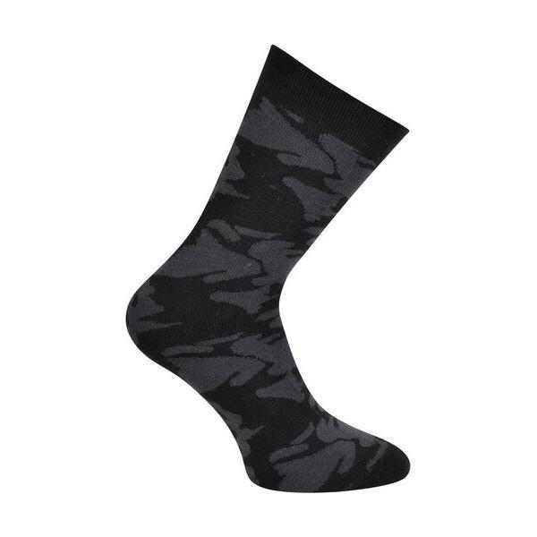Dětské lyžařské ponožky Dare2b VIGOR šedá/černá