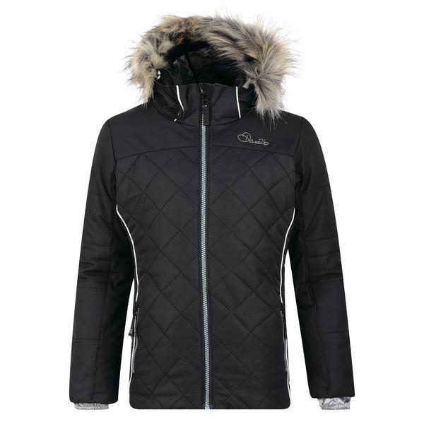 Dětská zimní bunda Dare2b RELUCENT černá