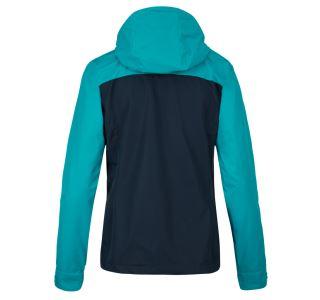 Dámská bunda KILPI ORTLER-W tmavě modrá