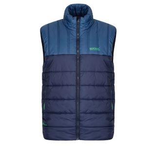 Pánská vesta Regatta ICEBOUND III tmavě modrá