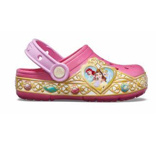 Dětské boty Crocs Crocband™ Disney™ Princess růžová