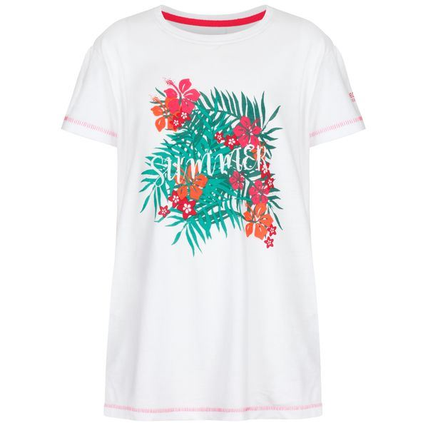 Dětské tričko Regatta BOSLEY bílá