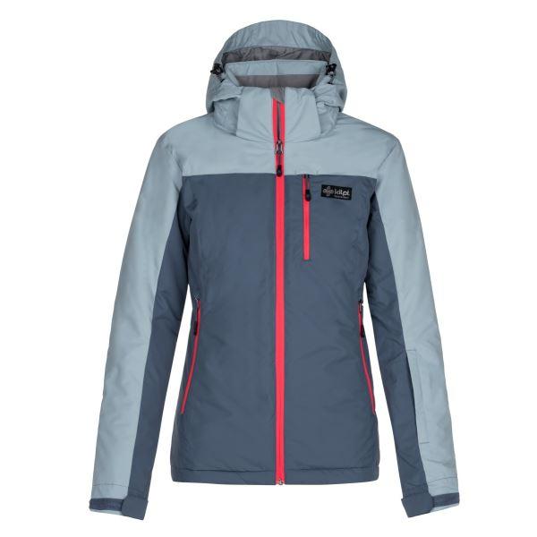 Dámská zimní lyžařská bunda KILPI FLIP-W modrá