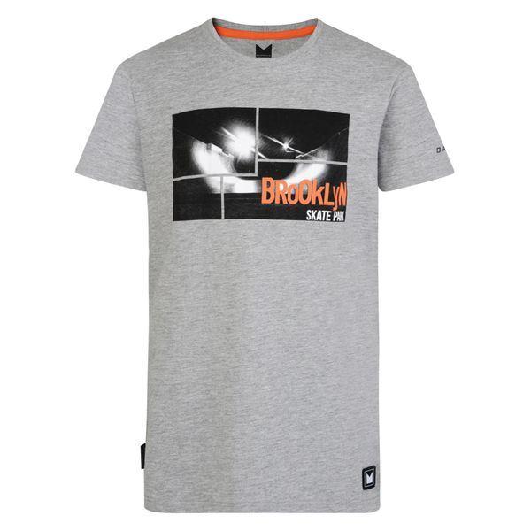 Dětské tričko Dare2b ORDAIN Tee šedá
