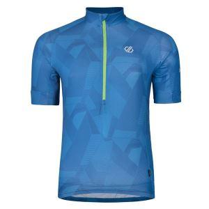 Pánský cyklistický dres Dare2b PERCEPT modrá