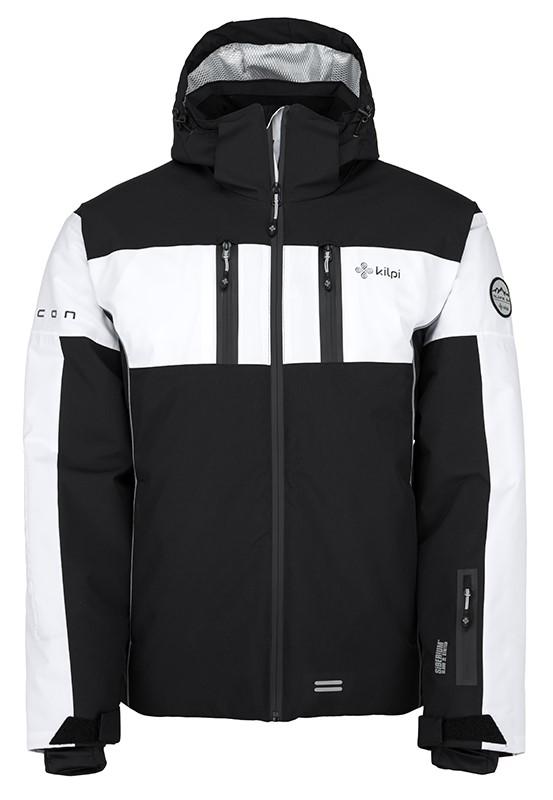 Pánská lyžařská bunda KILPI FALCON-M černá (kolekce 2019)  f36fe4c5939