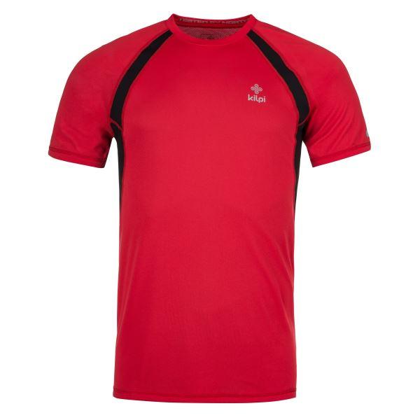 Pánské tričko KILPI RUNFUL-M červená