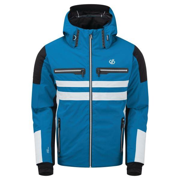 Pánská zimní bunda Dare2b SURGE OUT modrá