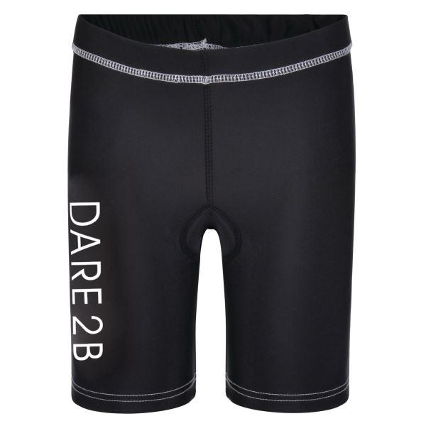 Dětské cyklistické kraťasy Dare2b GRADUAL černá