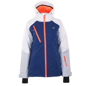 Dámská lyžařská bunda 2117 GRYTNÄS modrá