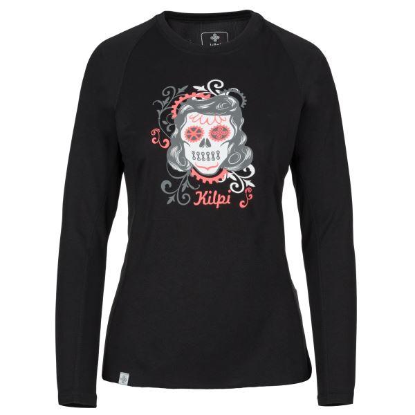 Dámské tričko KILPI EXPLOSION-W černá