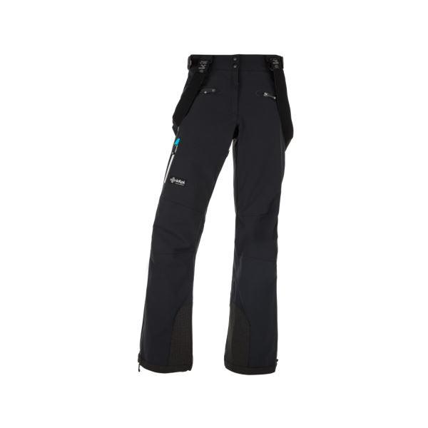 Dámské lyžařské kalhoty KILPI TEAM PANTS-W černá