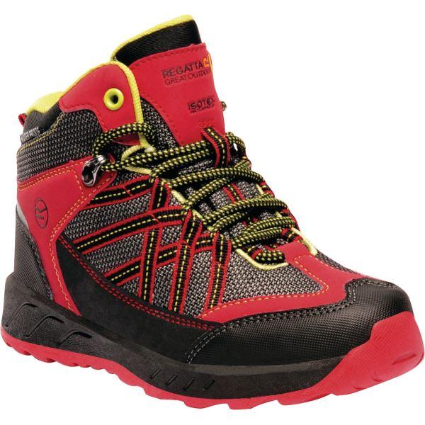 Dětské boty Regatta SAMARIS Jnr červená