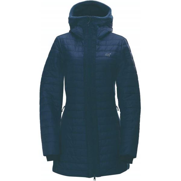 Dámský kabát 2117 GAMBOL nám. modrá