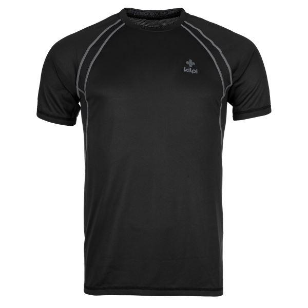 Pánské tričko KILPI RUNFUL-M černá