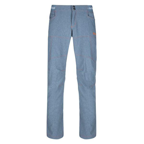 Pánské outdoorové kalhoty KILPI TAKAKA-M modrá