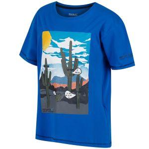 Dětské tričko Regatta BOSLEY modrá