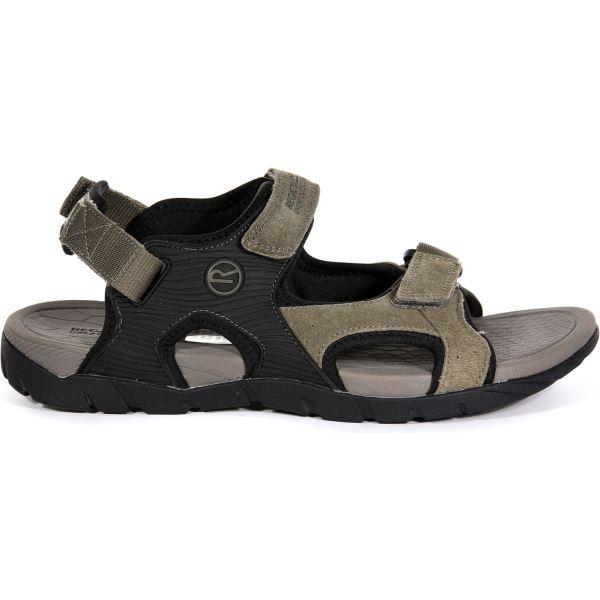 Pánské sandály Regatta RAFTA Classic šedá/černá
