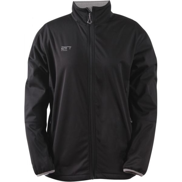 Pánská softshellová bunda 2117 SKRATTEN černá