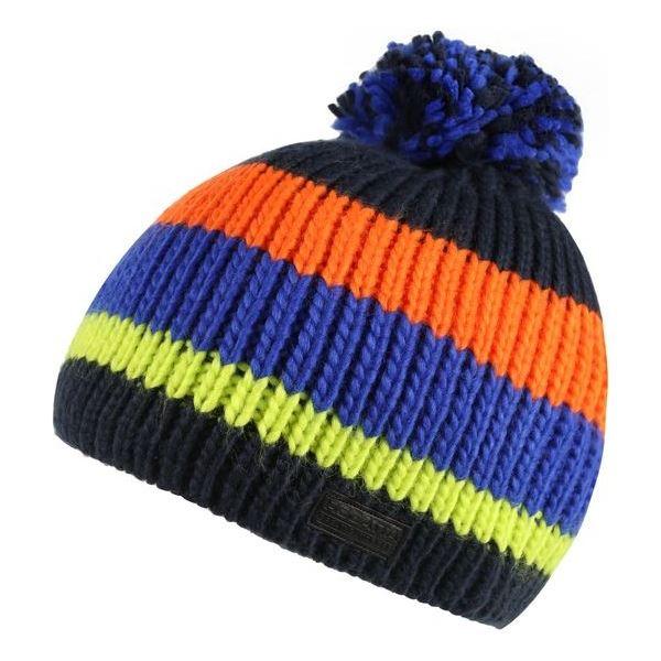 Dětská zimní čepice Regatta DAVIN modrá