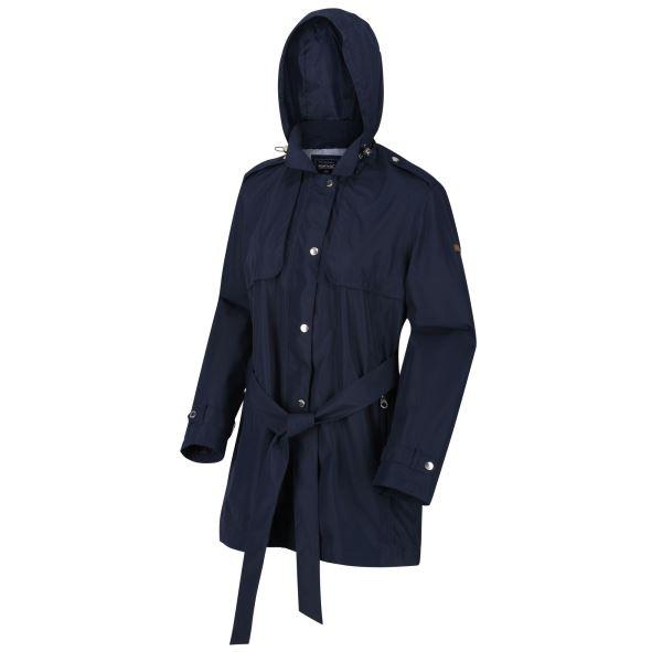 Dámský kabát Regatta GARBO tmavě modrá