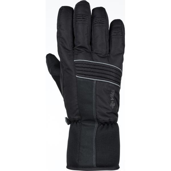 Zimní lyžařské rukavice KILPI GRANT-U černá