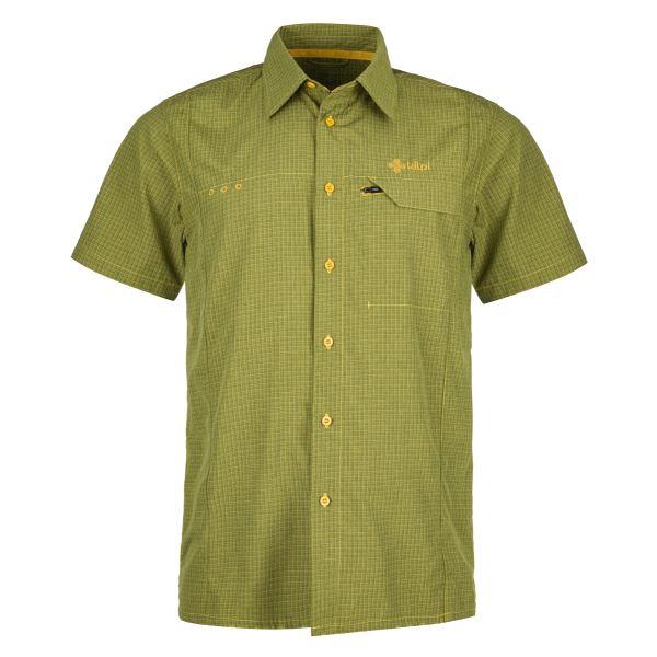 Pánská košile KILPI BOMBAY-M žlutá