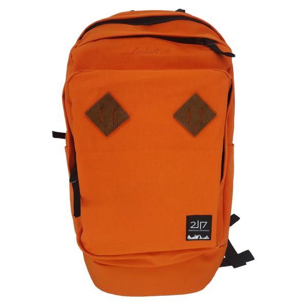 Unisex městský batoh 2117 LAXHALL 30l oranžová