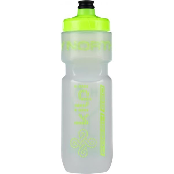 Sportovní cyklistická láhev KILPI FRESH-U žlutá