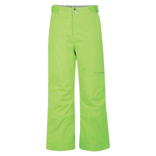 Dětské zimní kalhoty Dare2b TAKE ON PANT neonově zelená