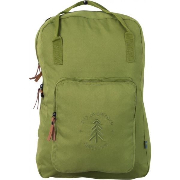 Unisex městský batoh 2117 STEVIK 27L zelená