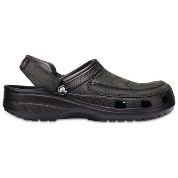 Pánské boty Crocs Yukon Vista Clog černá