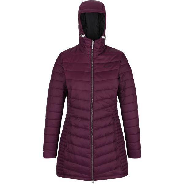 Dámský kabát Regatta BEAUDINE fialová