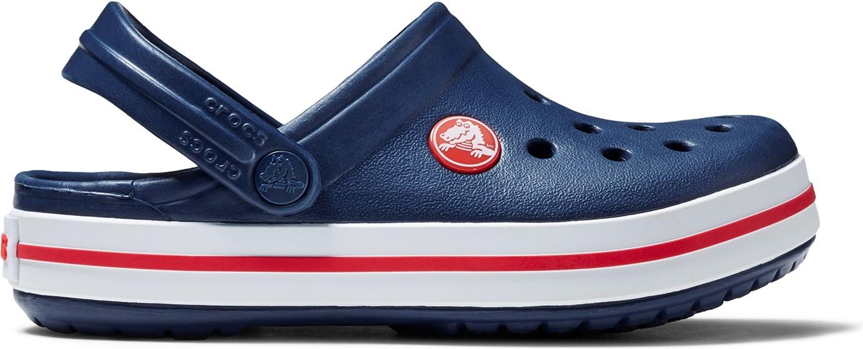 2d0ec487f3c8 Dětské boty Crocs CROCBAND CLOG K tmavě modrá červená