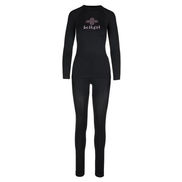 Dámské termoprádlo KILPI CAROLINE-W černá