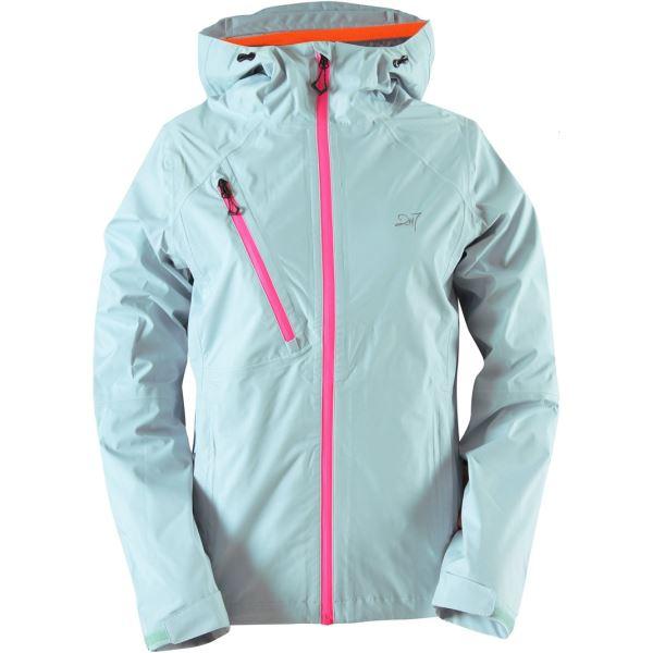 Dámská třívrstvá outdoorová bunda 2117 GÖTENE světle modrá