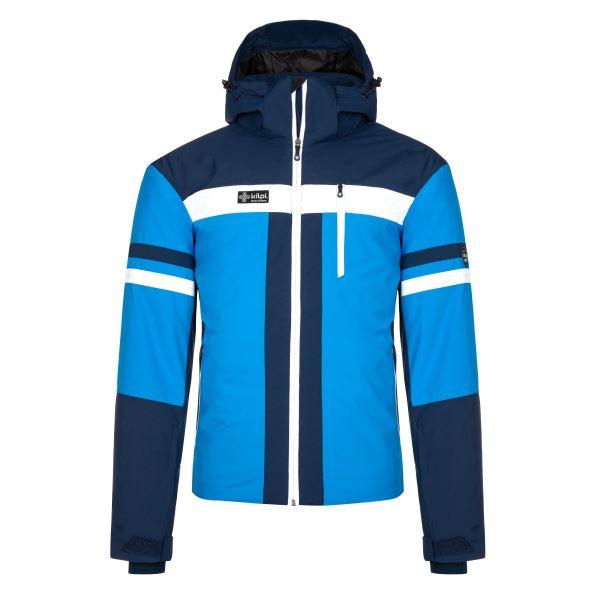 Pánská zimní lyžařská bunda KILPI PONTE-M modrá
