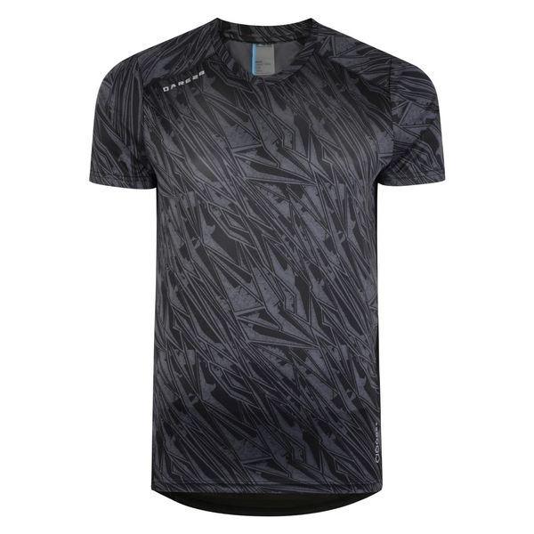 Pánské funkční tričko Dare2b VICINITY černá